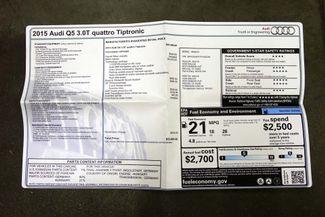 2015 Audi Q5 3.0 * S-LINE * Technology Pkg * B&O Sound * 20's Plano, Texas 45