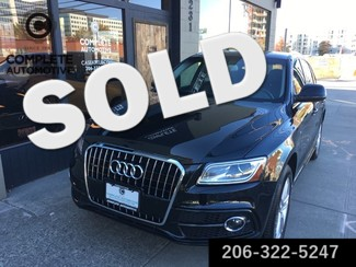 2015 Audi Q5 3.0T 272 HP V6 Quattro Rear  Camera Navigation Technology Premium Plus Like New in Seattle,