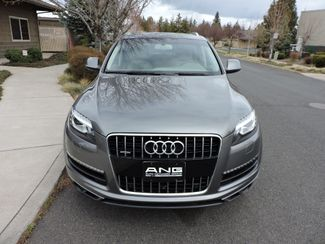 2015 Audi Q7 3.0L TDI Prestige Bend, Oregon 4