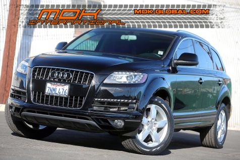 2015 Audi Q7 3.0L TDI Premium - Pano roof - Bluetooth in Los Angeles
