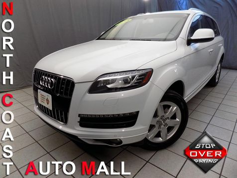 2015 Audi Q7 3.0T Premium Plus in Cleveland, Ohio