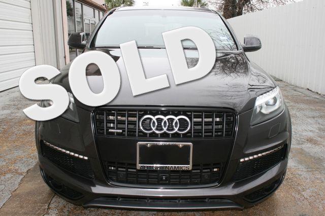 2015 Audi Q7 3.0L TDI Prestige Houston, Texas 0