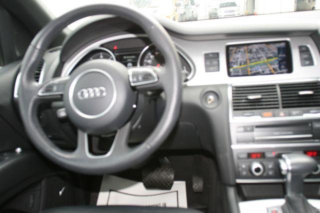 2015 Audi Q7 3.0L TDI Prestige Houston, Texas 11