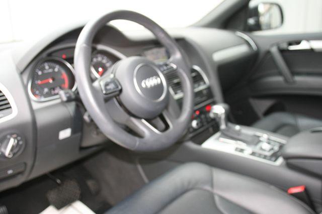 2015 Audi Q7 3.0L TDI Prestige Houston, Texas 15