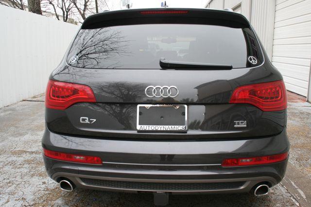 2015 Audi Q7 3.0L TDI Prestige Houston, Texas 4