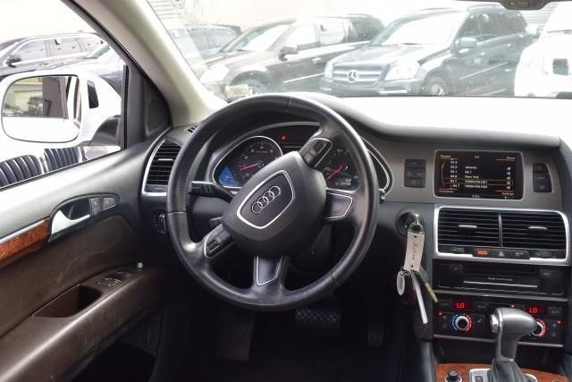 2015 Audi Q7 3.0T Premium Richmond Hill, New York 9