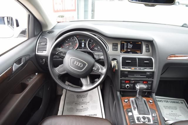 2015 Audi Q7 3.0T Premium Plus Richmond Hill, New York 12
