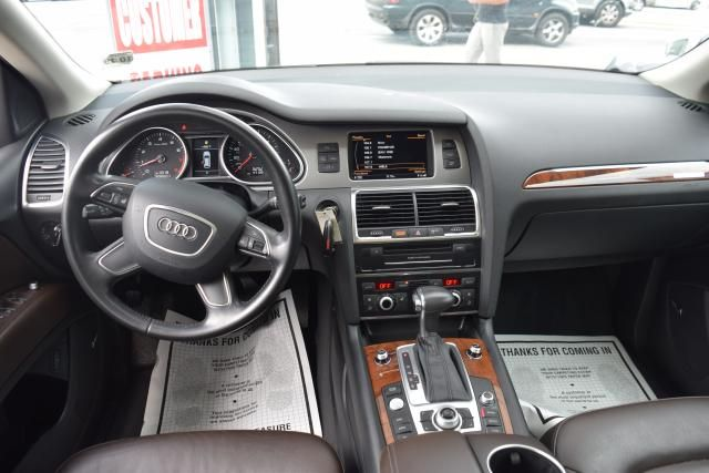 2015 Audi Q7 3.0T Premium Plus Richmond Hill, New York 13