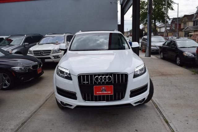 2015 Audi Q7 3.0T Premium Plus Richmond Hill, New York 2