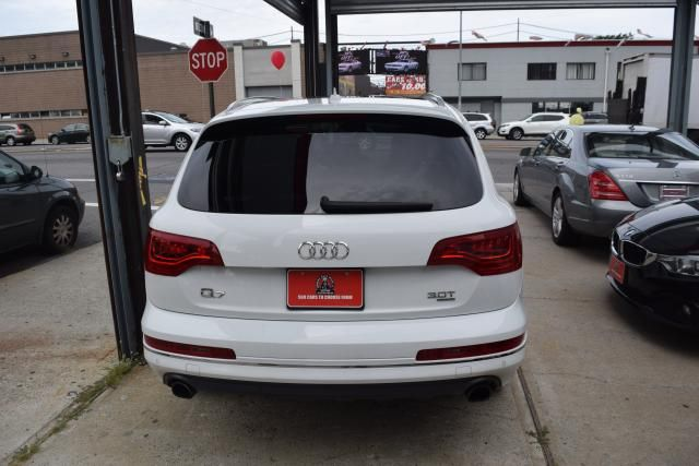 2015 Audi Q7 3.0T Premium Plus Richmond Hill, New York 3