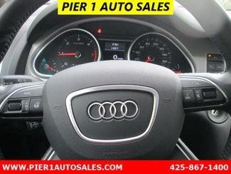 2015 Audi Q7 3.0L TDI Premium Plus Seattle, Washington 28