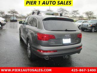 2015 Audi Q7 3.0L TDI Premium Plus Seattle, Washington 3