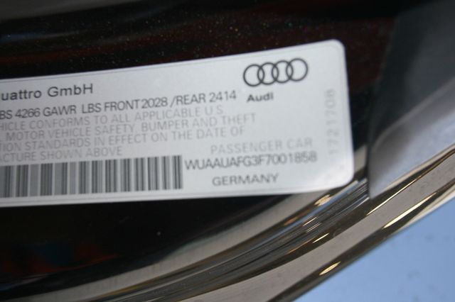 2015 Audi R8 Coupe V8 Houston, Texas 23