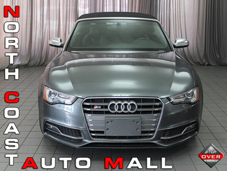 2015 Audi S5 Cabriolet in Akron, OH