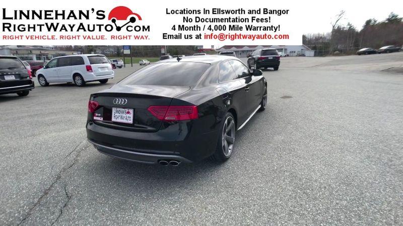 2015 Audi S5 Coupe Prestige  in Bangor, ME