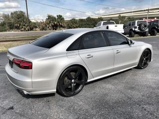 2015 Audi S8  MATTE GREY VERMONT COPPER TWILL    Florida  Bayshore Automotive   in , Florida