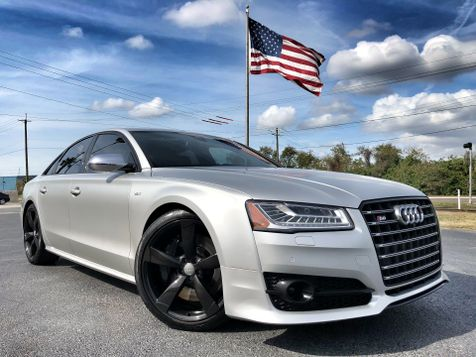 2015 Audi S8  MATTE GREY VERMONT COPPER TWILL  in , Florida