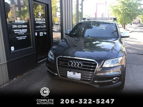 2015 Audi SQ5 3.0T 354 HP V6 Quattro Premium Plus Package Rear Camera Navigation Bang & Olufsen FAST!   in Seattle