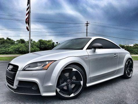 2015 Audi TT Coupe S-LINE CARBON FIBER NAV 1 OWNER  in , Florida