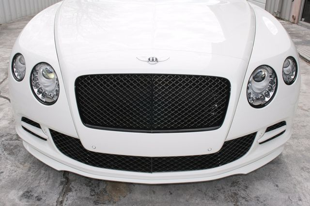 2015 Bentley Continental GT Speed W12 Mullner Houston, Texas 14