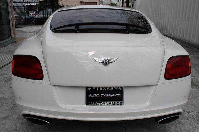 2015 Bentley Continental GT Speed W12 Mullner Houston, Texas 4