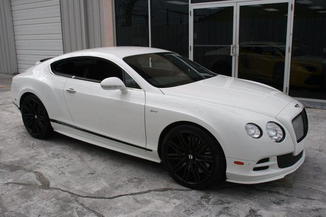 2015 Bentley Continental GT Speed W12 Mullner Houston, Texas 6