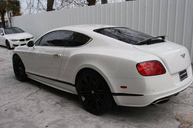 2015 Bentley Continental GT Speed W12 Mullner Houston, Texas 8