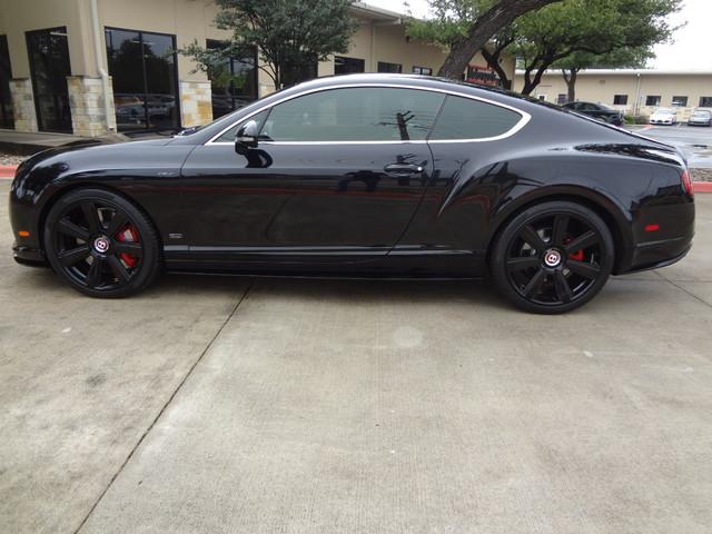 2015 Bentley Continental GT V8 S Austin , Texas 2
