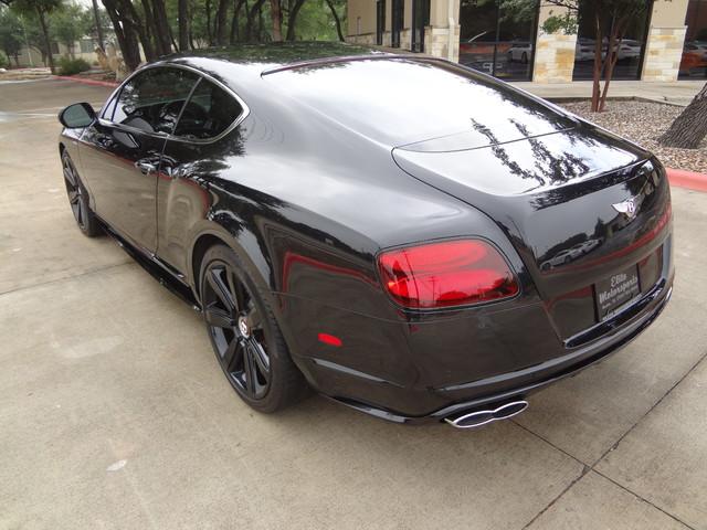 2015 Bentley Continental GT V8 S Austin , Texas 3