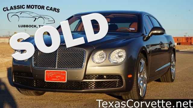2015 Bentley Flying Spur V8 | Lubbock, Texas | Classic Motor Cars
