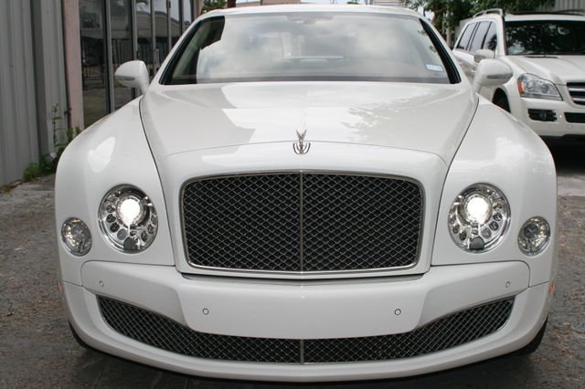 2015 Bentley Mulsanne Houston, Texas 0
