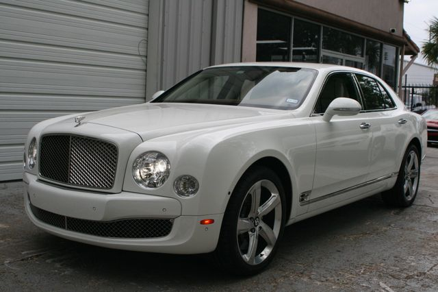 2015 Bentley Mulsanne Houston, Texas 1