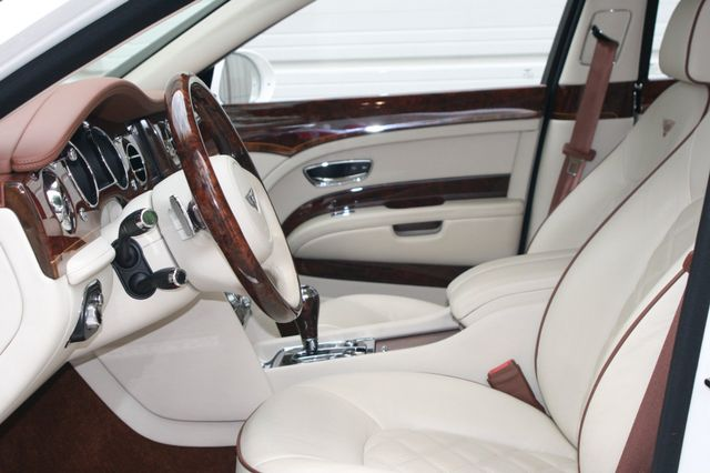 2015 Bentley Mulsanne Houston, Texas 20