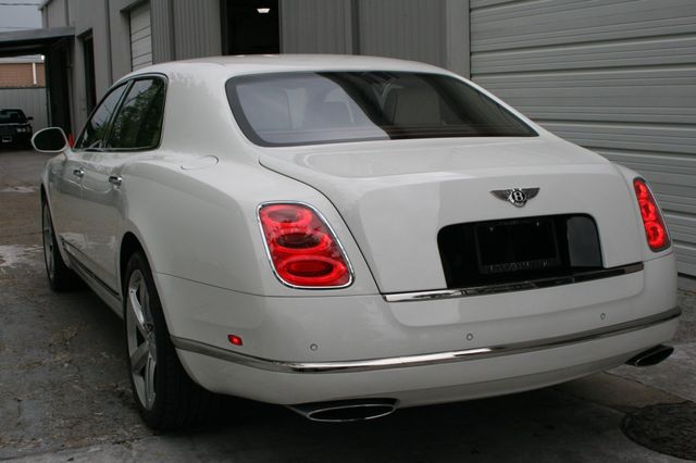 2015 Bentley Mulsanne Houston, Texas 5