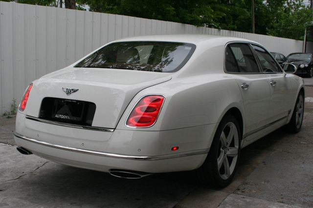 2015 Bentley Mulsanne Houston, Texas 6