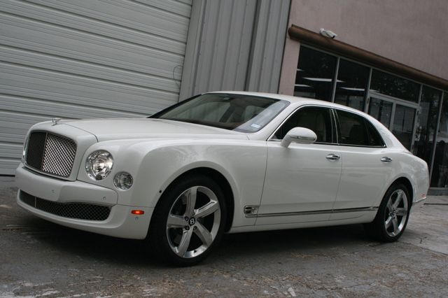 2015 Bentley Mulsanne Houston, Texas 7