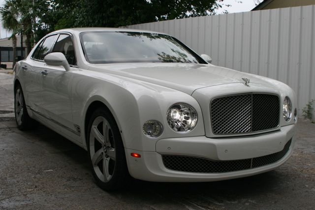 2015 Bentley Mulsanne Houston, Texas 2