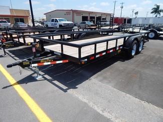 2017 Big Tex 10PI 20FT Harlingen, TX