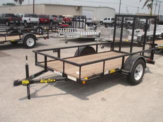 2017 Big Tex 30SA 10FT W/ GATE Harlingen, TX