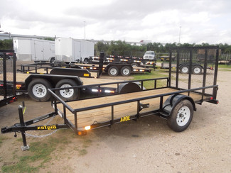 2017 Big Tex 30SA 12FT W/ GATE Harlingen, TX