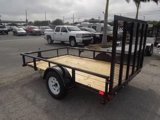 2016 Big Tex 35SA 10FT W/ GATE Harlingen, TX
