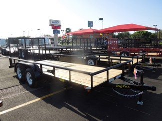 2017 Big Tex 45SS 16FT W/ GATE Harlingen, TX