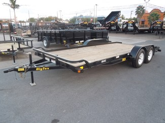 2017 Big Tex 70CH 18FT CAR HAULER Harlingen, TX