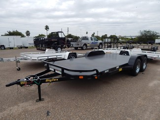 2017 Big Tex 70DM 18FT DIAMOND BACK CAR HAULER Harlingen, TX