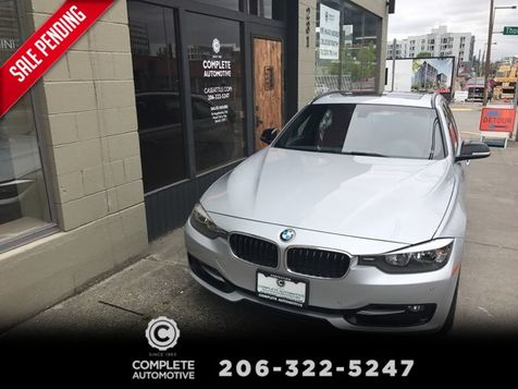 2015 BMW 328I xDrive Wagon All Wheel Drive Sport Technology Parking Assist Premium Packages Rare!  in Seattle