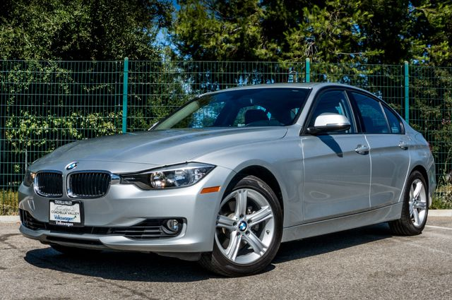 2015 BMW 328i  AUTO - PREIMIUM - 37K MILES - NAVI Reseda, CA 2