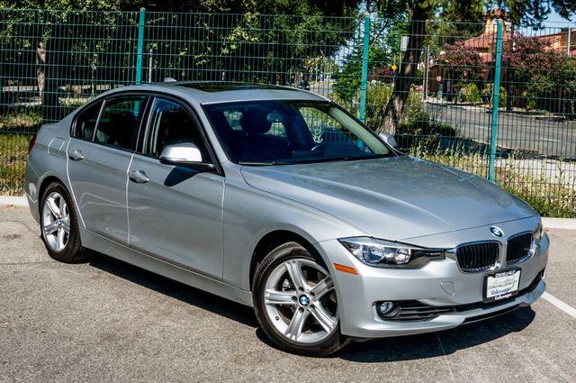 2015 BMW 328i  AUTO - PREIMIUM - 37K MILES - NAVI Reseda, CA 46