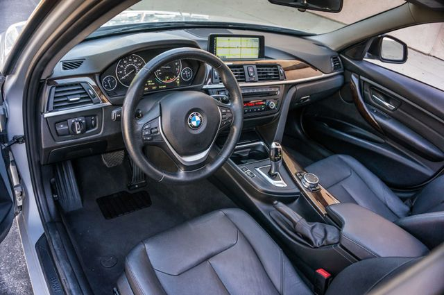 2015 BMW 328i  AUTO - PREIMIUM - 37K MILES - NAVI Reseda, CA 14