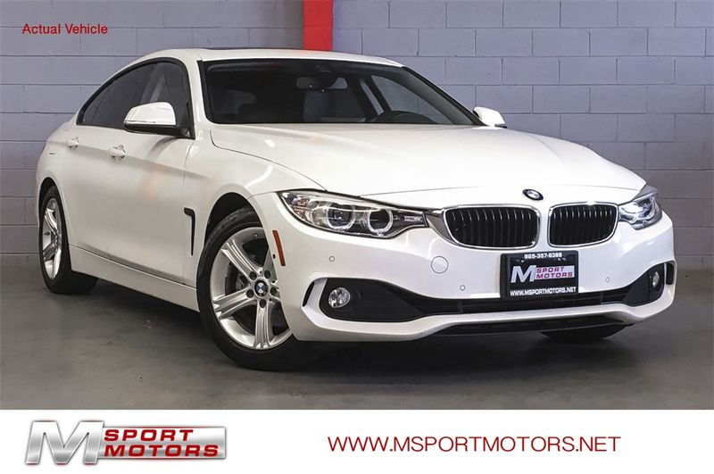 2015 BMW 428i Gran Coupe wDrivers Asst Plus  city CA  M Sport Motors  in Walnut Creek, CA