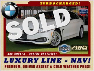 2015 BMW 428i xDrive Gran Coupe LUXURY LINE - PREMIUM & DRIVER ASSIST PKGS! Mooresville , NC